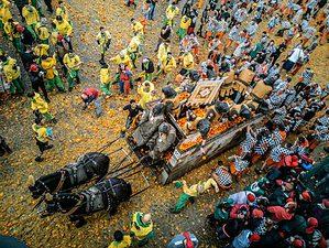 Ivrea – Verso la sospensione del Carnevale da domani