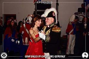Il Gran Ballo in onore del Generale