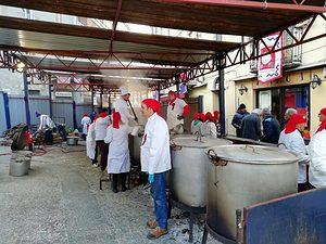 Le fagiolate aprono la domenica di Carnevale