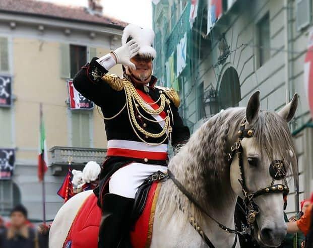 """Vincenzo Ceratti: """"Ho indossato la giubba per dare una mano alla mia città"""""""